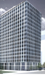 Trammell Crow Co. proposes downtown Bellevue office tower