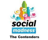 Houston, here are your Social Madness bracket competitors