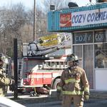 Memphis BBQ joint Cozy Corner suffers fire damage