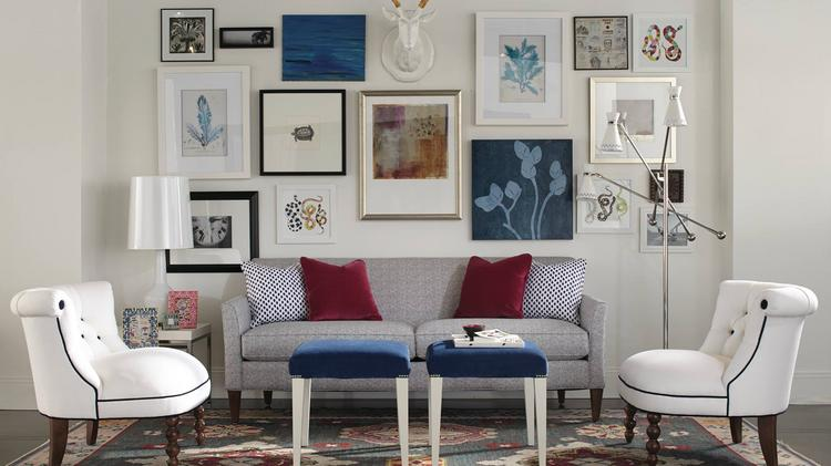 Fringe Showcases Its Home Furnishing And Design Products At Its New Store  In Whitefish Bay.