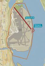 Over the river: Reagan National runway to be shifted into the Potomac