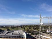 @JedYork:  Not a bad view from the #greenroof in Santa Clara