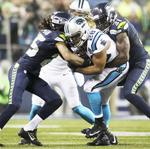 Carolina Panthers' playoff run ends with loss to Seattle