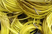 As part of our new front page design, I'm constantly on the lookout for attention grabbing images. I found these photos of wires while wandering around H&D Electric.  From the story: As construction resumes, materials can be scarce, and pricey