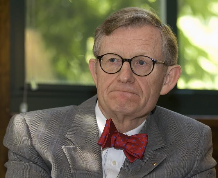 Gordon Gee is retiring after two terms as president of Ohio State University.