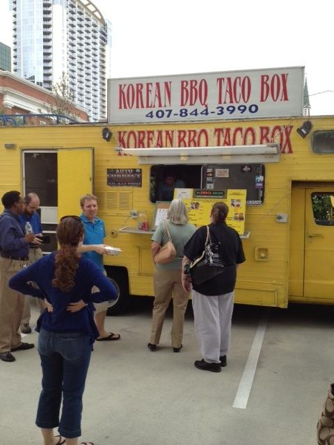 Five food trucks will be on site at the Minneola Park & Ride lot on June 6.