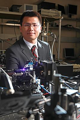 Ma Ming's LED discovery could reduce the overall cost of lighting for homes and businesses.
