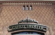 The Guild Theater is part of the 40 Acres building in Oak Park. The once-troubled district is seeing a surge in interest in redevelopment.  From the story: Oak Park is getting popular with surge in redevelopment
