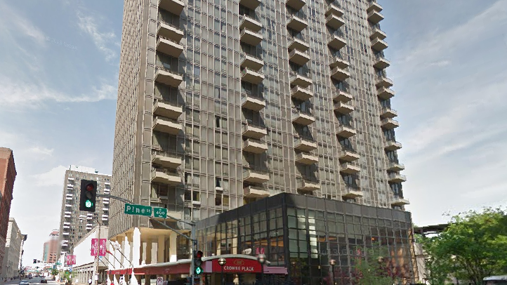 Following sale, downtown Crowne Plaza to be mostly apartments - St. Louis  Business Journal