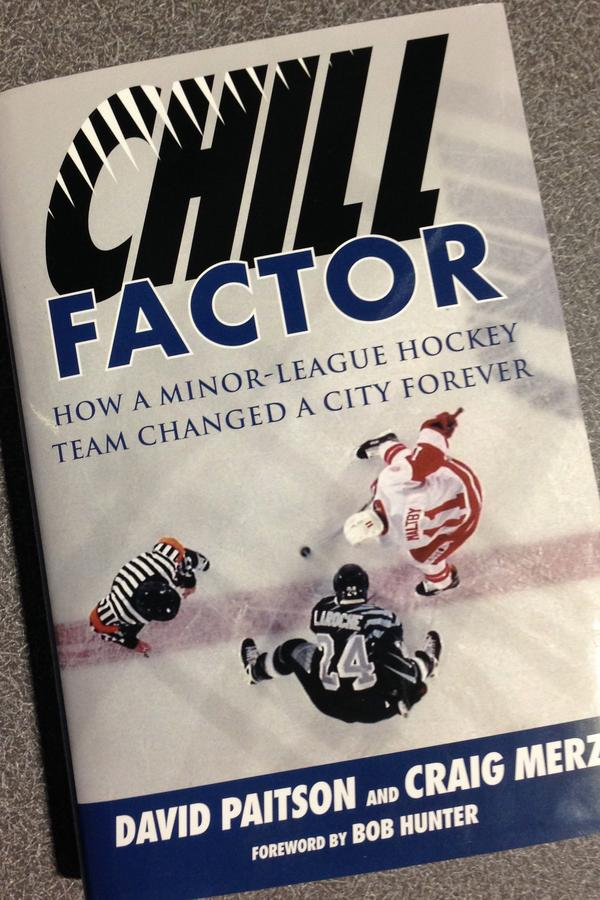 """Book Review – """"Chill Factor"""""""