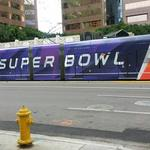Super Bowl time is game time for business development