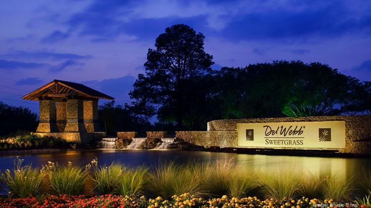 Pictured is Del Webb Sweetgrass. Del Webb The Woodlands is now selling  homes.