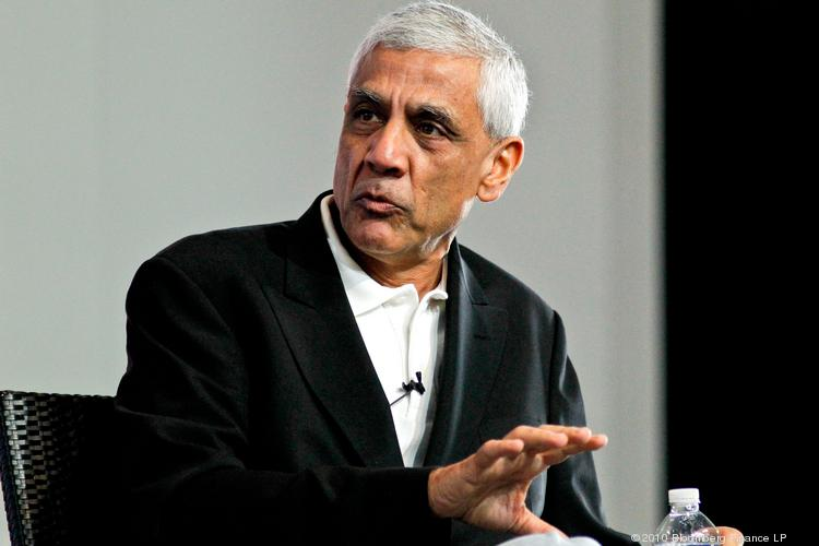Venture capitalist Vinod Khosla will host President Barack Obama at a fundraising dinner at his home in Portola Valley on Thursday. Tickets to the event cost $32,400.