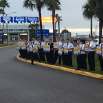 Allegiant pilots picket at St. Pete-Clearwater airport, strike very possible