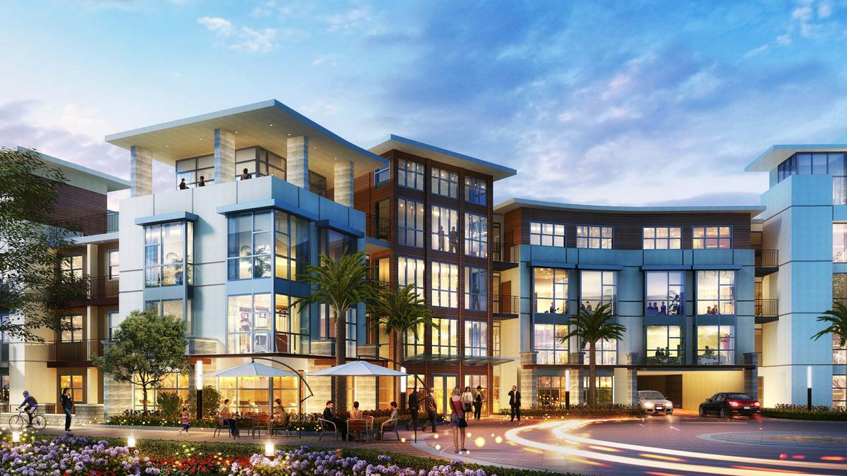 Sares Regis, Raintree Starting On Sunnyvale Apartments   Silicon Valley  Business Journal