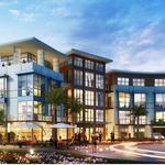 Sares Regis, Raintree starting on Sunnyvale apartments