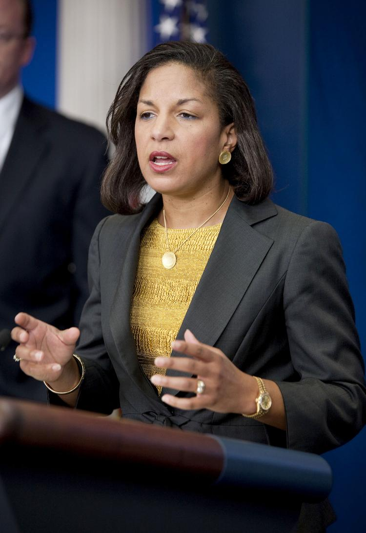 Susan Rice, former U.S. ambassador to the United Nations, has been selected as President Barack Obama's top national security adviser.