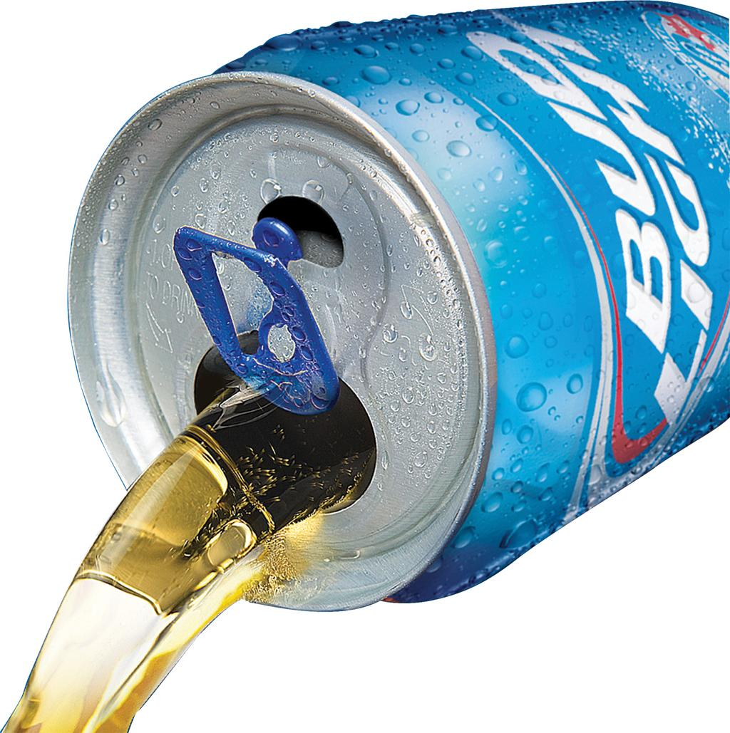 Anheuser Busch InBev (NYSE: BUD) Is Testing A New Vented Can In
