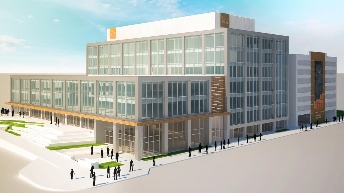 Populous Lifts Glass Curtain On KC Board Of Trades Exterior - Kansas city architecture firms