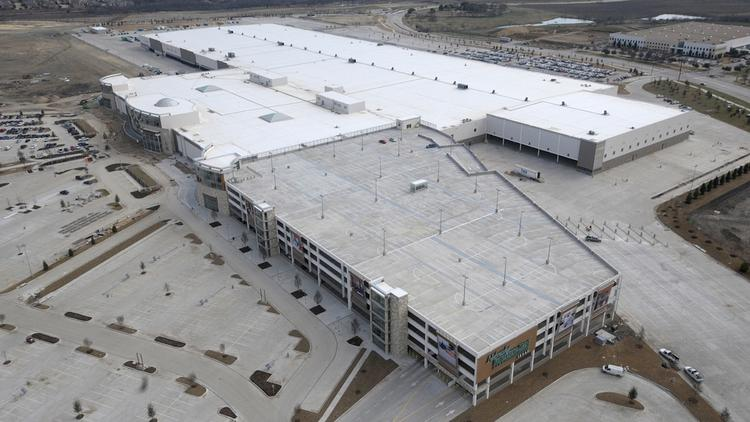 The Massive 1.9 Million Square Foot Distribution Center And Showroom Is  Already Being Stocked