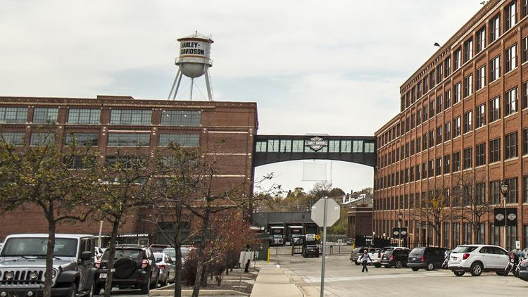 Harley Davidson Milwaukee >> Johnson Controls And Harley Davidson Invest In Historic