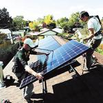 Falling solar costs changing the equation