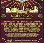 SweetWater 420 Festival adds to lineup