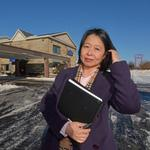 From China to Australia to Colonie: Businesswoman buys local motel