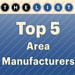 Top of the List: Manufacturers