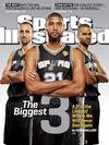 NBA Finals: Spurs hope to break Sports Illustrated cover jinx