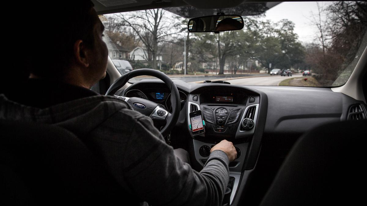 Ride-share bill passes in N.C.; Uber, Taxi Taxi react - Triangle ...