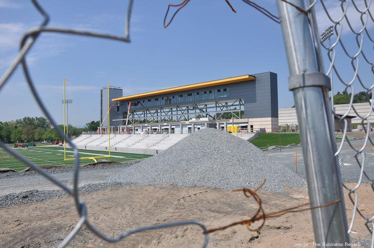 UAlbany is building an $18 million football stadium, set to open in August--in time for head coach Bob Ford's 44th season. Ford has more wins than any other active Division I coach.