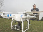 As drones circle Cupertino, eyes in the sky are trained on Apple