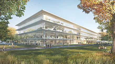 Apple Campus 2 isn't all circular — check out the buildings of Phase