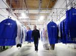 Day in the life: Laundry Locker delivery (Slideshow)