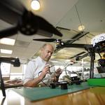 FAA approves industrial use of Berkeley company's drones