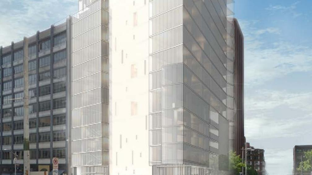 Proposed Seattle apartment tower is a bit of a \'stretch ...
