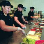 Chipotle falls like a rock in poll of America's favorite Mexican restaurant chain