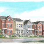 High-end townhomes in the works for Northside