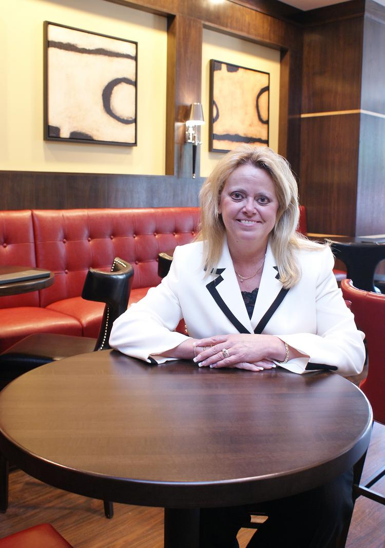 Sheila Cole left Hotel at Old Town to be the general manager of the competing Ambassador Hotel.