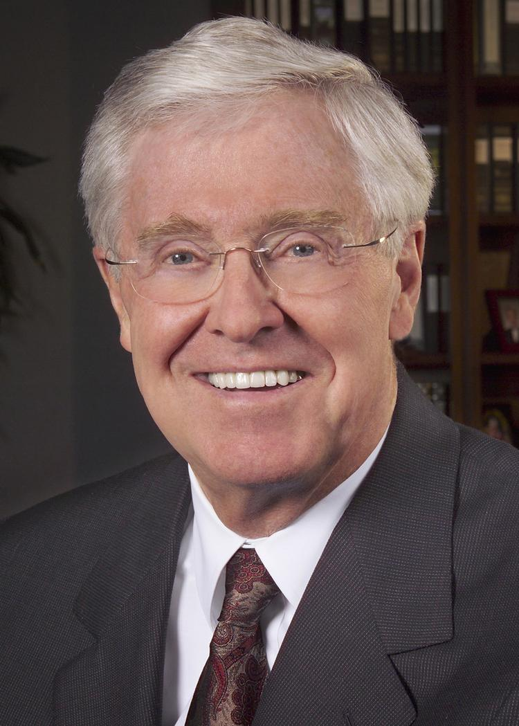 Charles Koch, CEO of Koch Industries Inc., is shown in this undated company handout photo.