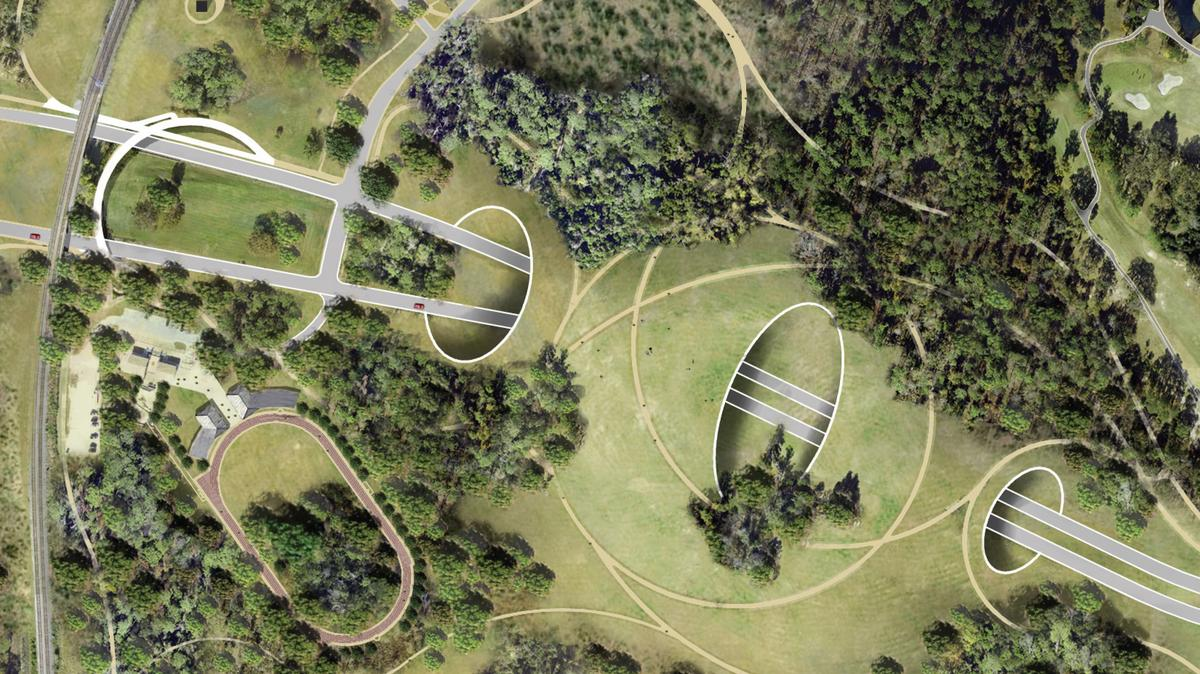 Houston 39 S Memorial Park To See 200 Million In Renovations