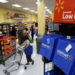 Up To Speed: Wal-Mart to offer tax-refund cash pickup in its stores (Video)