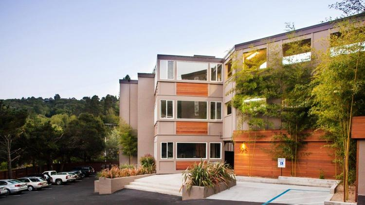 The 38 Unit Casa Roja Apartments In Mill Valley Sold For $570 Per Square  Foot