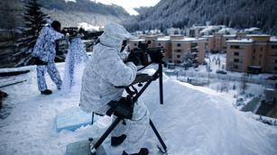 SLIDESHOW: Forget the billionaires. Here are the other sights in Davos
