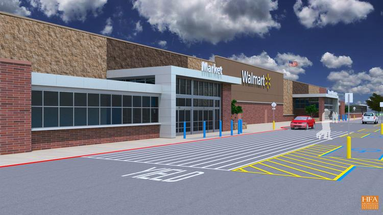 Walmart, Louisville-Jefferson County Metro Government and ...