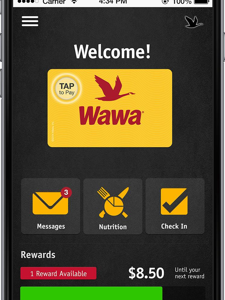 Wawa Launches New Mobile App and Wawa Rewards Program, Offering Customers a Whole New Way to Connect WAWA, PA--(Marketwired - Jan 22, ) - Connecting.