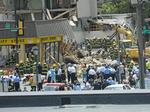 Two held for trial on murder charges in building collapse