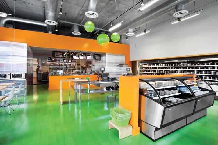 Snap Kitchen opened its inaugural store in the Triangle development in North Austin. The chain has since spread to Houston and is looking in Dallas.