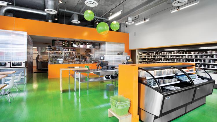 Awesome Snap Kitchen Is Opening New Stores Inside Of Whole Foods.